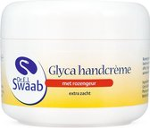 6x Dr. Swaab Handcreme met Rozengeur 100 ml
