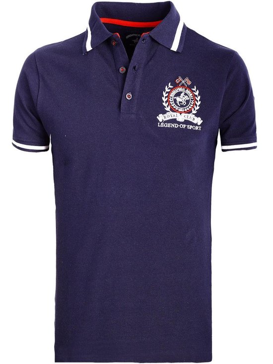 Geographical Norway Poloshirts Heren Poloshirt Xxl