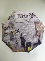 Y Not paraplu opvouwbaar manueel supermini Skyline New York