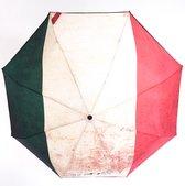 Y Not paraplu opvouwbaar manueel supermini flag Italy 55542