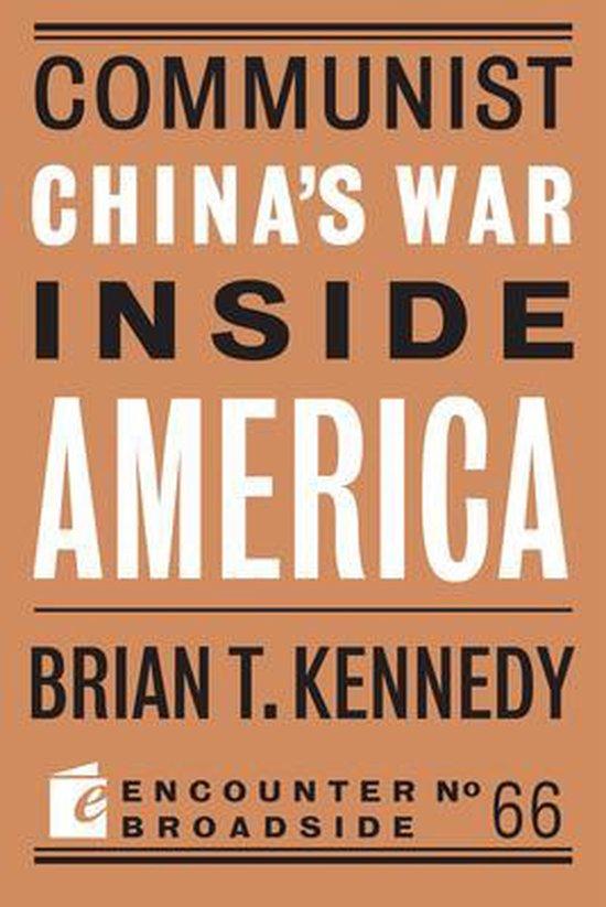 Communist China's War Inside America