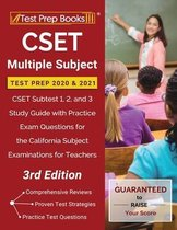 CSET Multiple Subject Test Prep 2020 and 2021