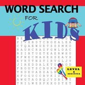 Word Search for Kids Level 1