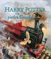Harry Potter Y La Piedra Filosofal. Edicion Ilustrada / Harry Potter and the Sorcerer's Stone