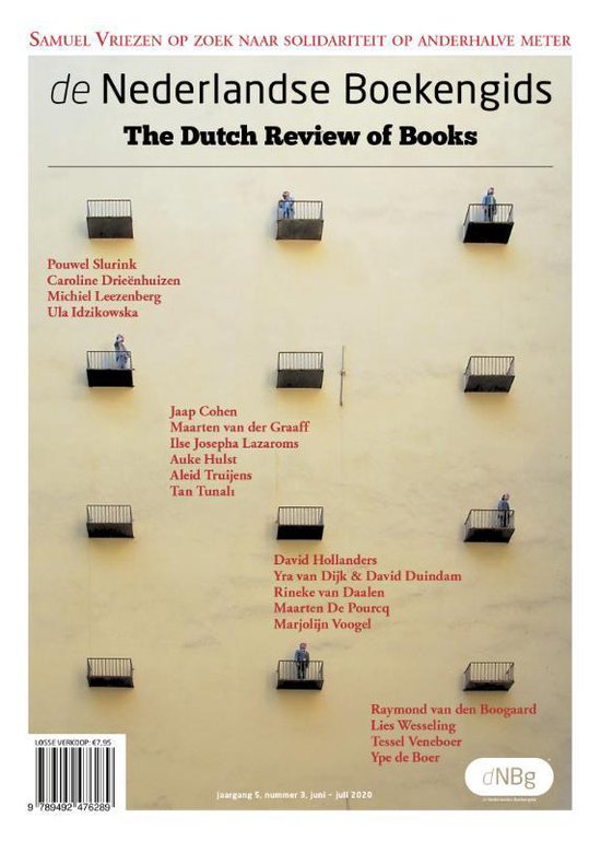 de Nederlandse Boekengids 2020-3 - none |