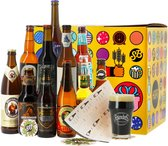 Bierpakket - Around the world bier - 12 stuks - HOPT