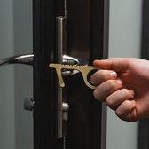 No Touch Cleankey | Pinnen & deur openen zonder direct contact | Antibacteriële multitool | Hygiëne sleutel | geen contact sleutel |Key Smart Bacterie sleutel | antibacteriële tool