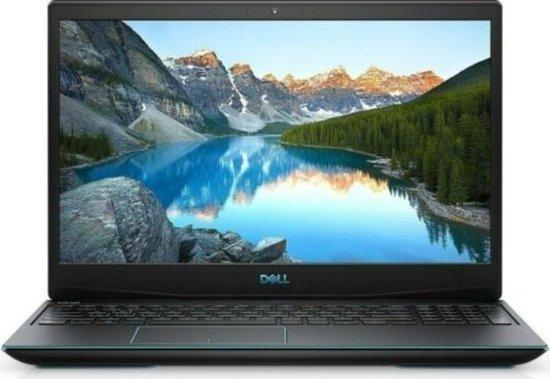Dell laptop G3 15-3590, FRANS TOETSENBORD, I5-9300H, 8GB, 256GB +1TB, W10H, GTX1650