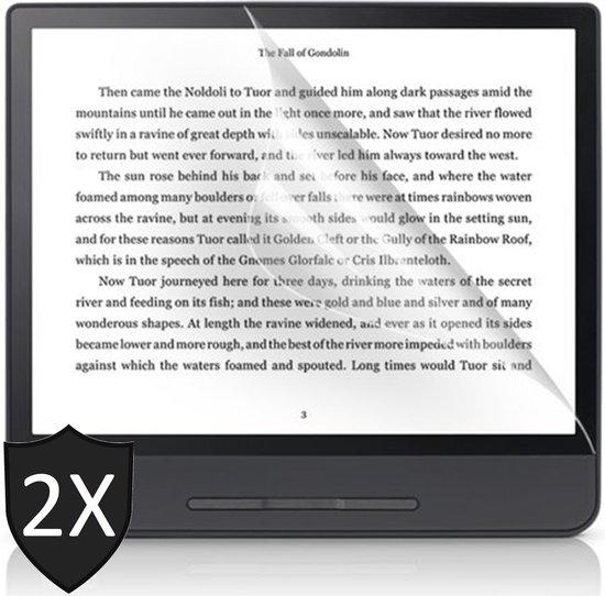 Kobo Libra H20 Screenprotector - Kobo Libra H20 Ereader Screen Protector - 2 Stuks