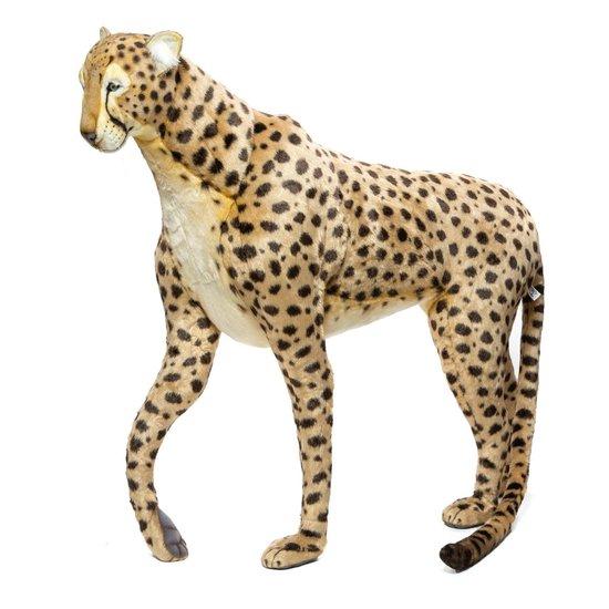 Hansa Cheetah Knuffel, 125 cm