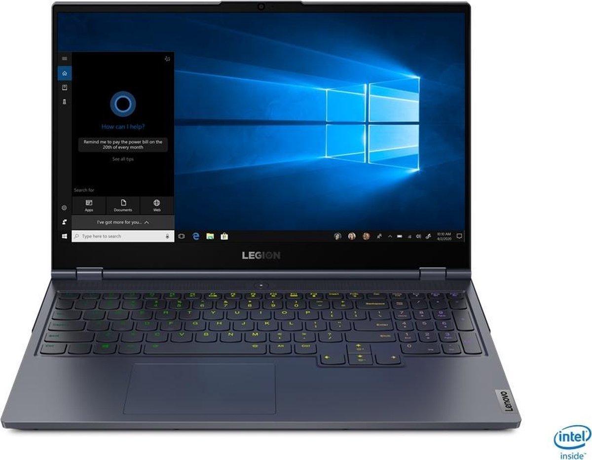 Lenovo Legion 7 15IMHg05 81YU002MMH - Gaming Laptop - 15.6 inch (144 Hz)