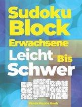 Sudoku Block Erwachsene Leicht Bis Schwer