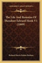 The Life and Remains of Theodore Edward Hook V1 (1849)