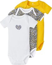 Name it Baby Multipack Rompertje 86