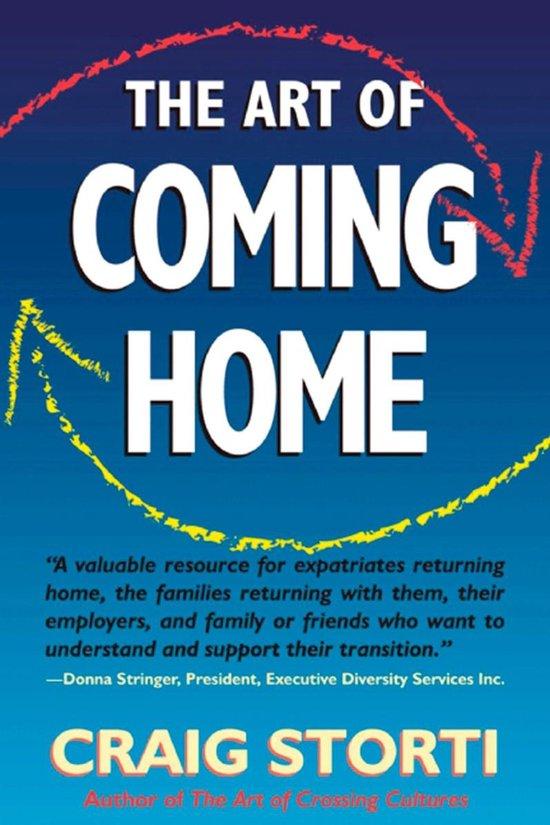 Boek cover The Art of Coming Home van Craig Storti (Onbekend)