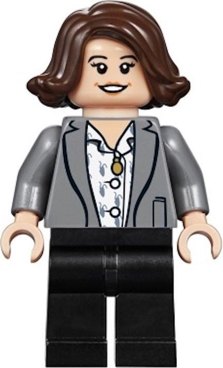 LEGO Harry Potter Tina Goldstein minifguur HP163