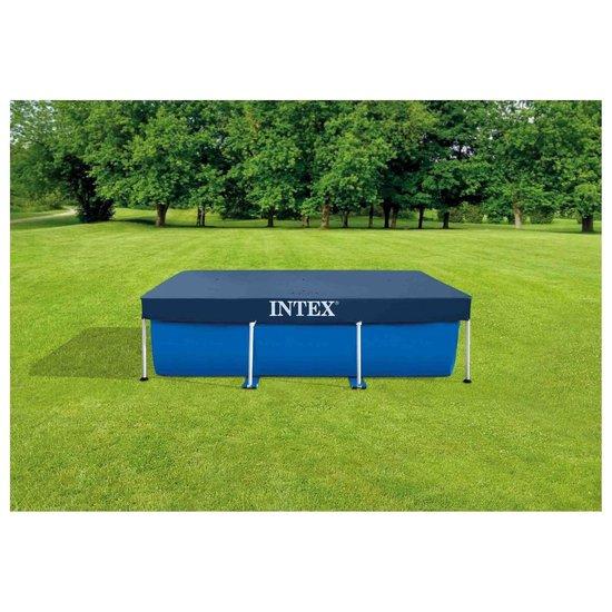 Intex - Afdekzeil Rechthoekig - 300x200cm - Intex