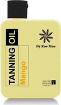 Zoe Mae Tanning Oil Mango zonnebrandolie