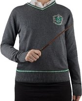 Cinereplicas Harry Potter Slytherin / Zwadderich Harry Potter Unisex Trui Maat L