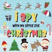 I Spy With My Little Eye - Christmas