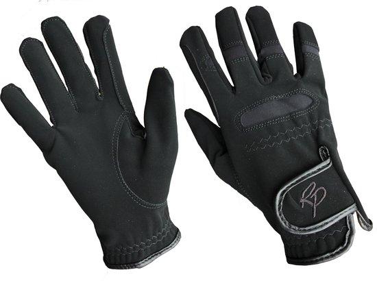 Handschoenen Rider Pro Domy - Zwart, 12