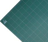 Exxo 10093 - A1 Snijmat - Groen - 60x90cm - 5-laags zelfhelend