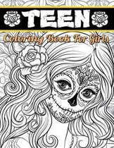 Teen: Teenagers, Fun Creative Arts & Craft Teen Activity & Teens With Gorgeous Fun Fashion Style & Other Cute Designs for Re