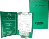 Ls Sportif Coachbord Gaa Zaalvoetbal A4 Groen