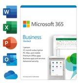 Microsoft 365 Business - Engels - 1 jaar abonnement