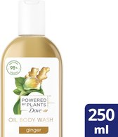 Dove Powered by Plants Douchegel Oil Body Wash Ginger - 250 ml