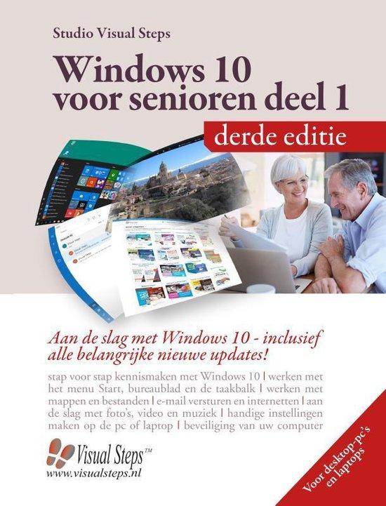 Afbeelding van Windows 10 voor senioren Deel 1