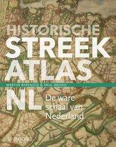 Boek cover Historische streekatlas van Martin Berendse (Hardcover)