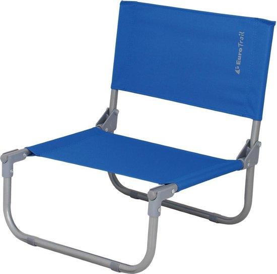 Eurotrail Minor - Campingstoel - Blauw