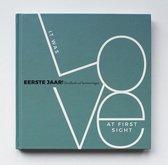 Eerste jaar invulboek | mijn baby's eerste jaar I Babyboek I Groen |  Leukigheidjes
