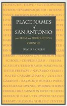 Place Names of San Antonio