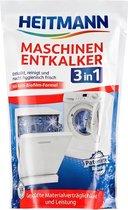 HEITMANN Ontkalker - Effectieve Ontkalker voor Wasmachine en Vaatwasser – Reiniging met Anti-biofilmformule - 175g