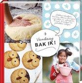 Boek cover Vandaag bak ik - kinderkookboek van Floor van Dinteren (Hardcover)