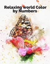 Relaxing world Color by Numbers