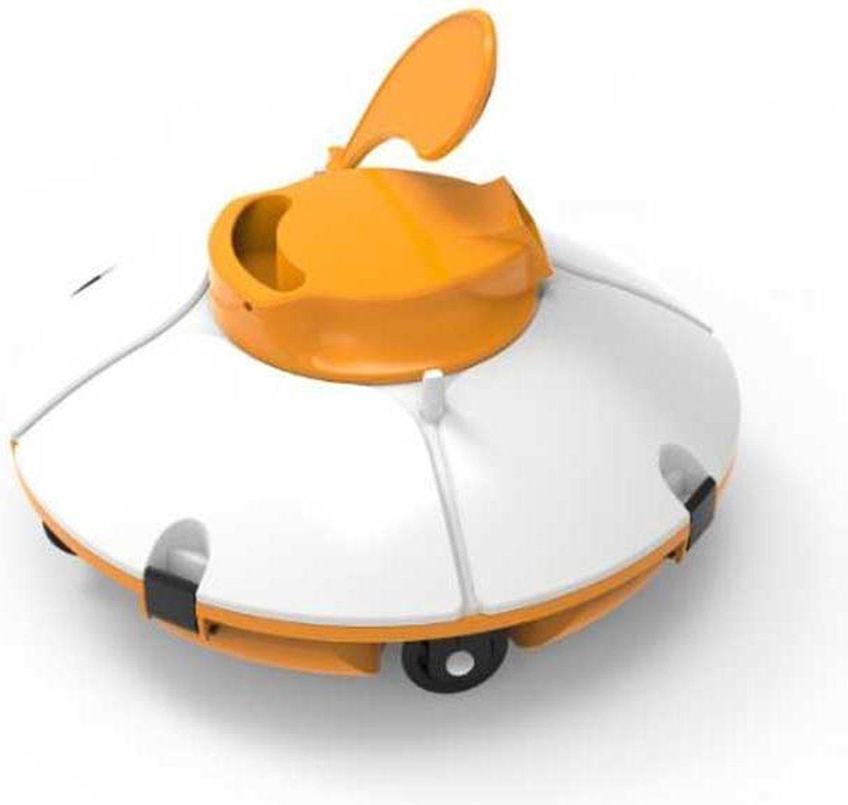 Winny robot bodemstofzuiger Frisbee - zwembad - robot stofzuiger