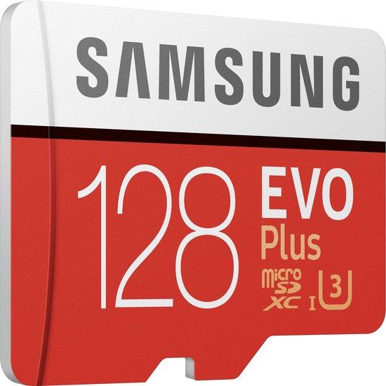 Samsung EVO Plus MicroSDXC 128 GB - Versie 2020