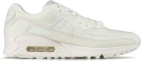Nike Air Max 90 NRG  (sail)  -  Heren Sneakers -  maat 42,5