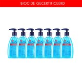 Herome Direct Desinfect - 6x200 ml - Desinfecterende Handgel met 80% Alcohol