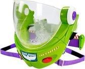 Mattel GFM39 - Disney Pixar Toy Story 4 Buzz Lightyear Space Ranger helm, uitrusting rollenspel