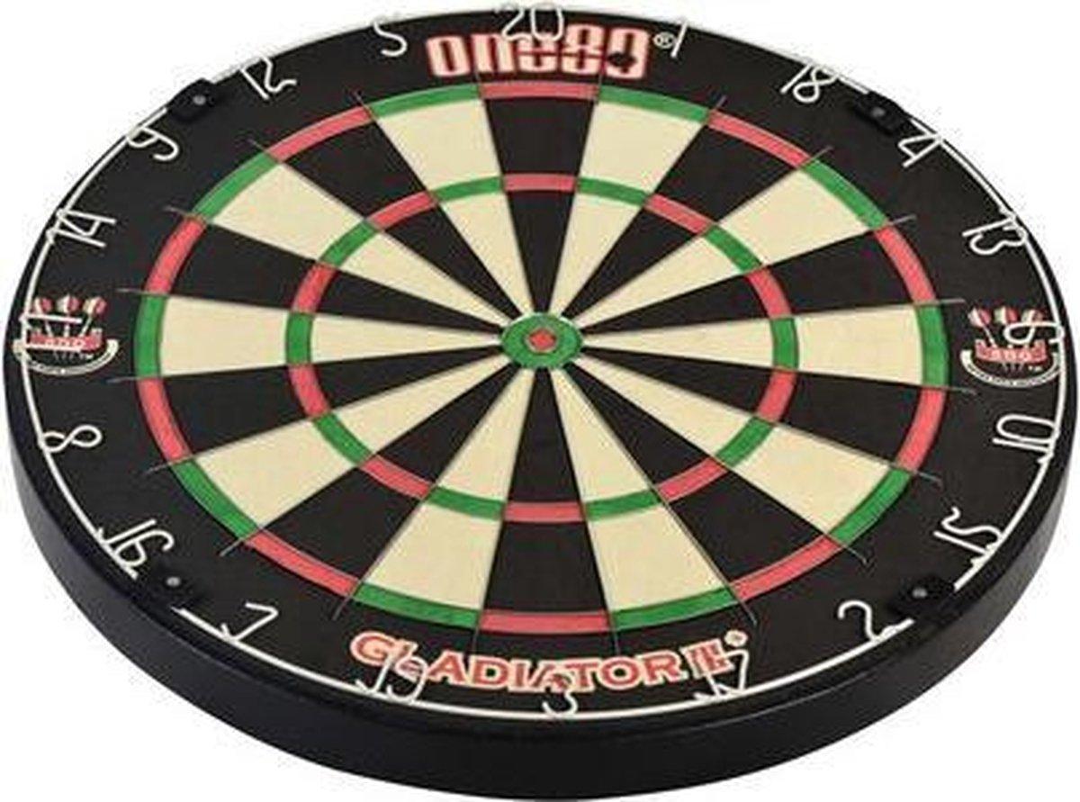 One80 Gladiator 3 Dartbord
