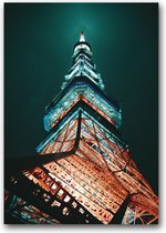 Dibond 80 x 110 cm Cityscape Photography.