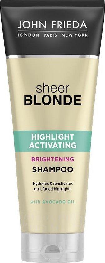 John Frieda Sheer Blonde Highlight Activating - 250 ml - Shampoo
