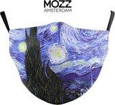 Van Gogh - Mondkapje - Katoen - Wasbaar - Mondmask
