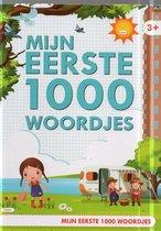mijn eerste 1000 woordjes - woordjes leren - woordjes - eerste woordjes - educatief - peuterboek - kinderboek - kijkwoordenboek