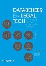 Databeheer en legal tech