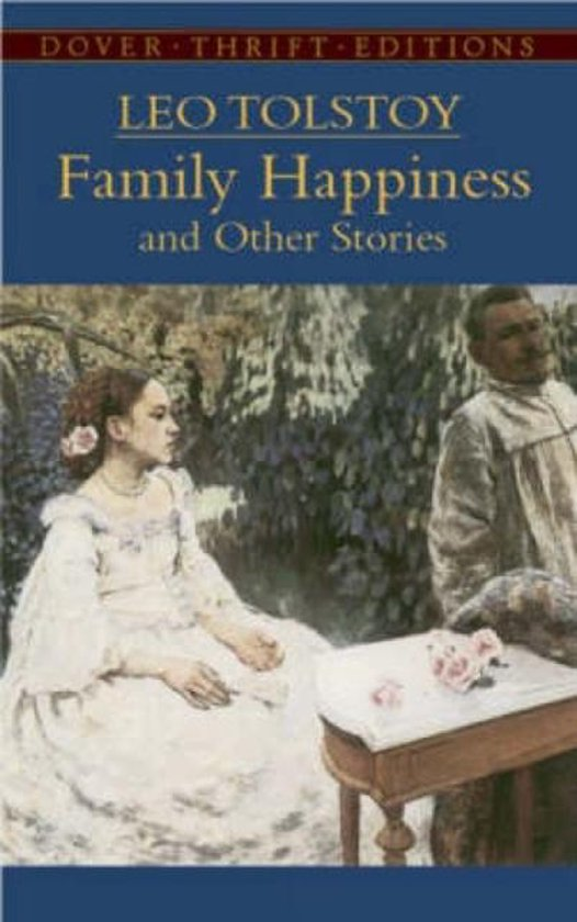 Boek cover Family Happiness and Other Stories van Leo Tolstoy (Paperback)